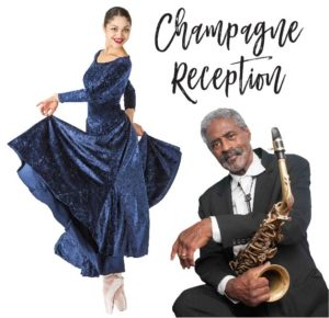 Jazz Dance Champagne Reception